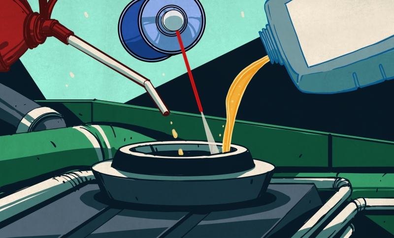 Beyond WD-40: Lubes For The Home Shop | Hackaday