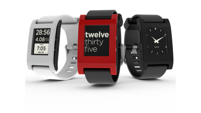 Pebble set out to raise $100k and got $10M