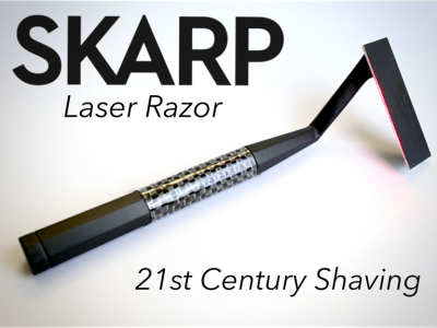 Skarp Lazer Razor suspended after raising $4M
