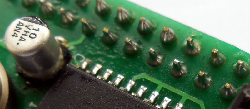 Cold Solder Joint >> Ask Hackaday How Hard Is It To Make A Bad Solder Joint Hackaday
