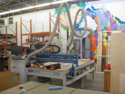CNC Ottawa and their Shopsabre SideKick CNC machine