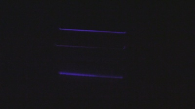 Corona motor in the dark with ionization