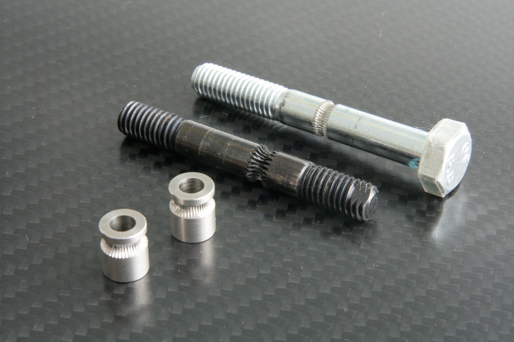 3D Printer Prusa  Mendel for Greg//Wade extruder Hobbed bolt RepRap in USA