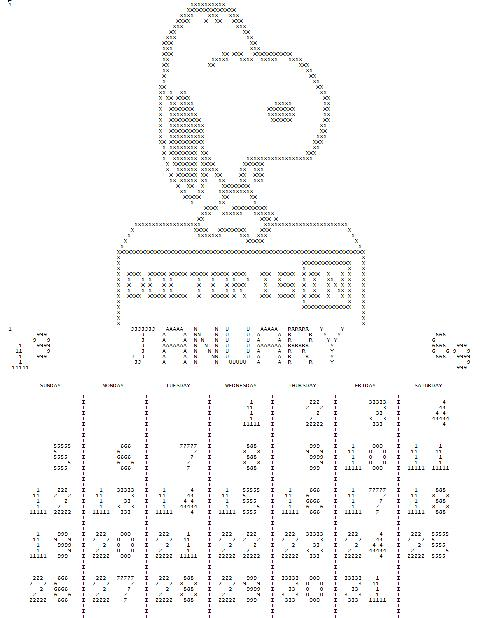 Ascii Art | Hackaday