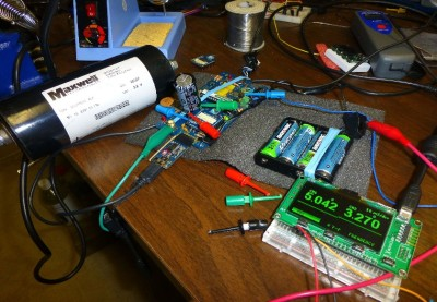 Debugging the Eeonyx conductive fabric approach