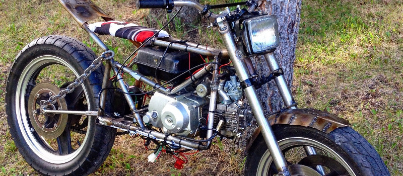 Fail Of The Week: How Not To Build Your Own Motorcycle