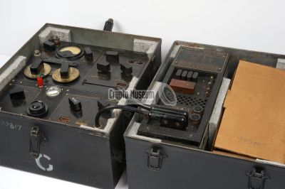 British B2 radio for field operations. Source: Crypto Museum