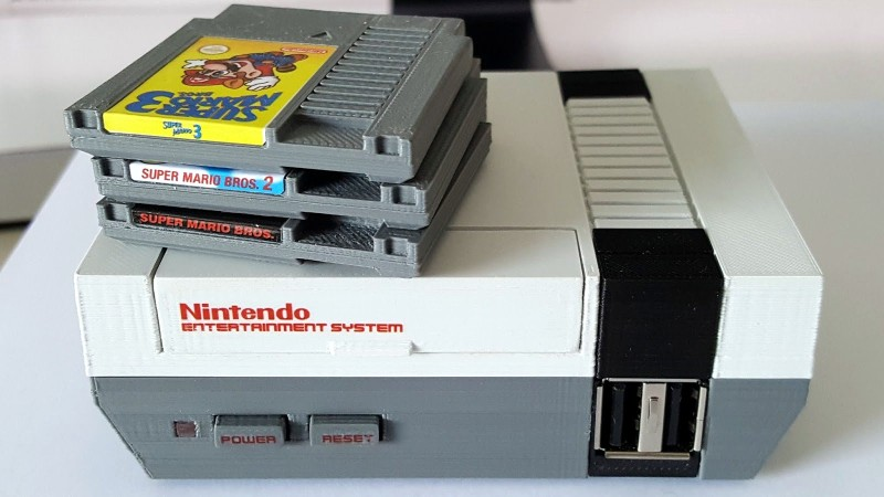 This NES Emulator Build Lets You Use Cartridges To Play