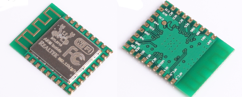 New Chip Alert: RTL8710, A Cheaper ESP8266 Competitor | Hackaday