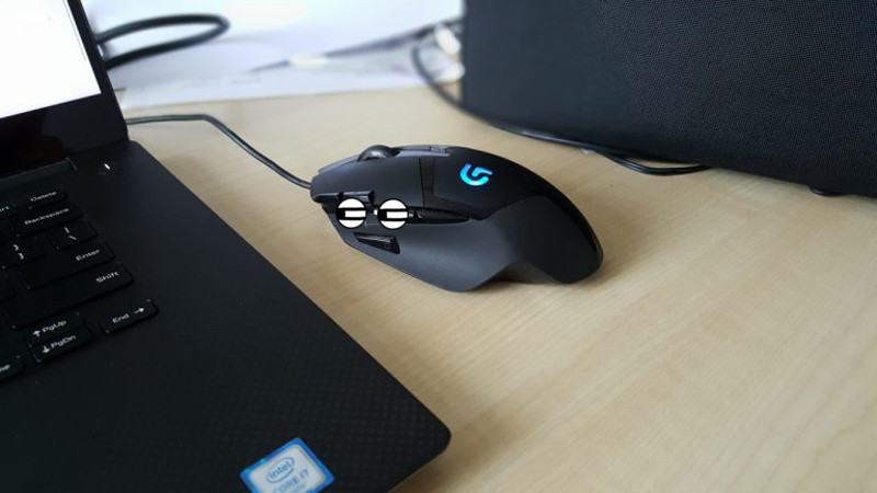 Unexpected Betrayal From Your Right Hand Mouse | Hackaday