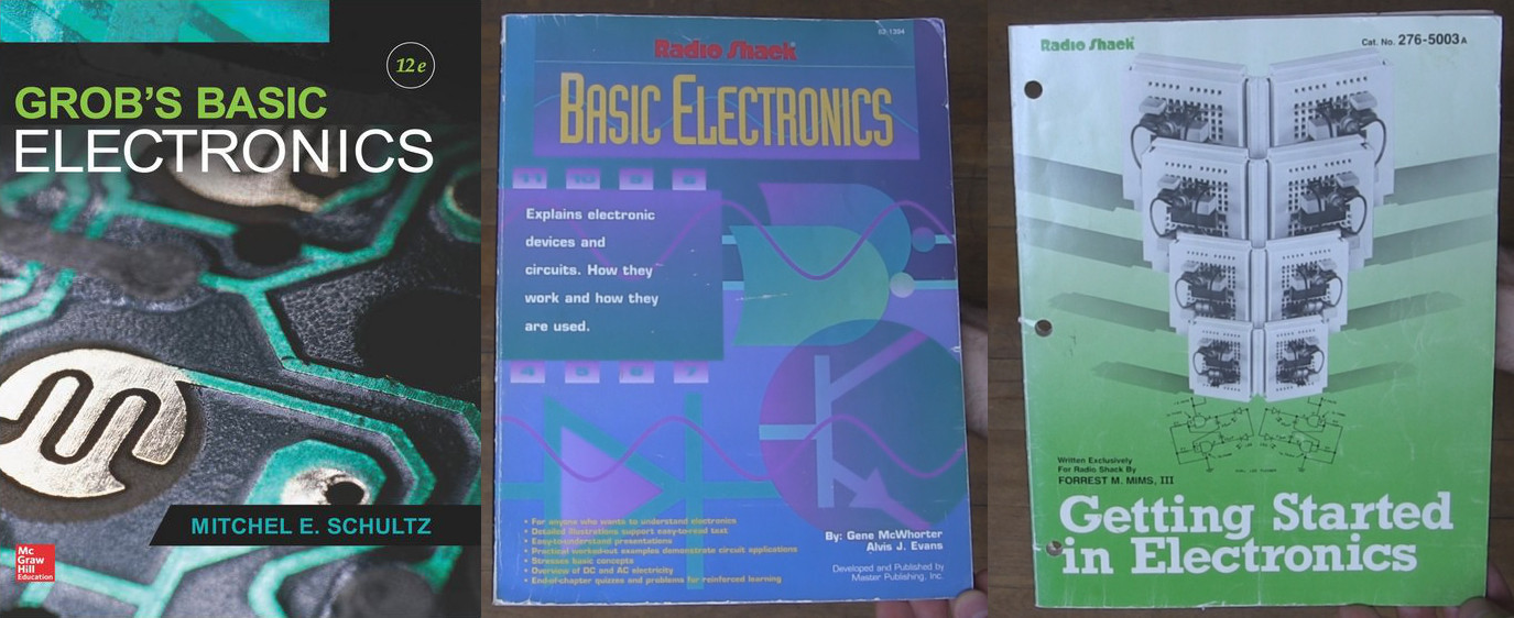 Books You Should Read Basic Electronics Hackaday