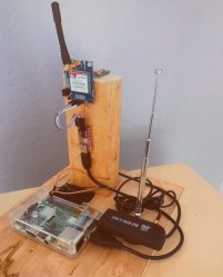A Stingray / cell site simulator detector