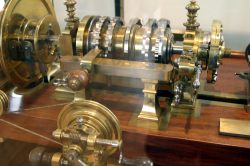 A lathe fit for a king!