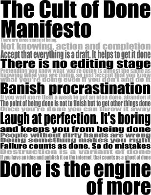 done_manifesto