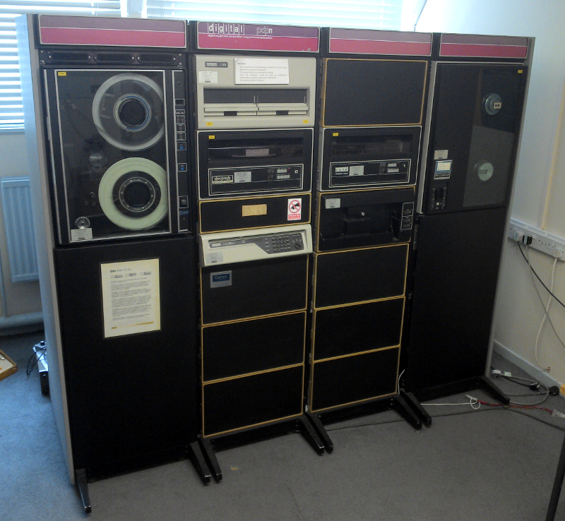 An Entire PDP-11 On Your Bench | Hackaday