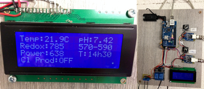 Home Pool Added To Home Automation   Hackaday