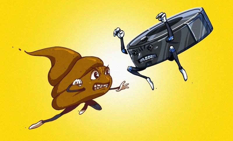 Roomba Vs Poop: Teaching Robots To Detect Pet Mess   Hackaday