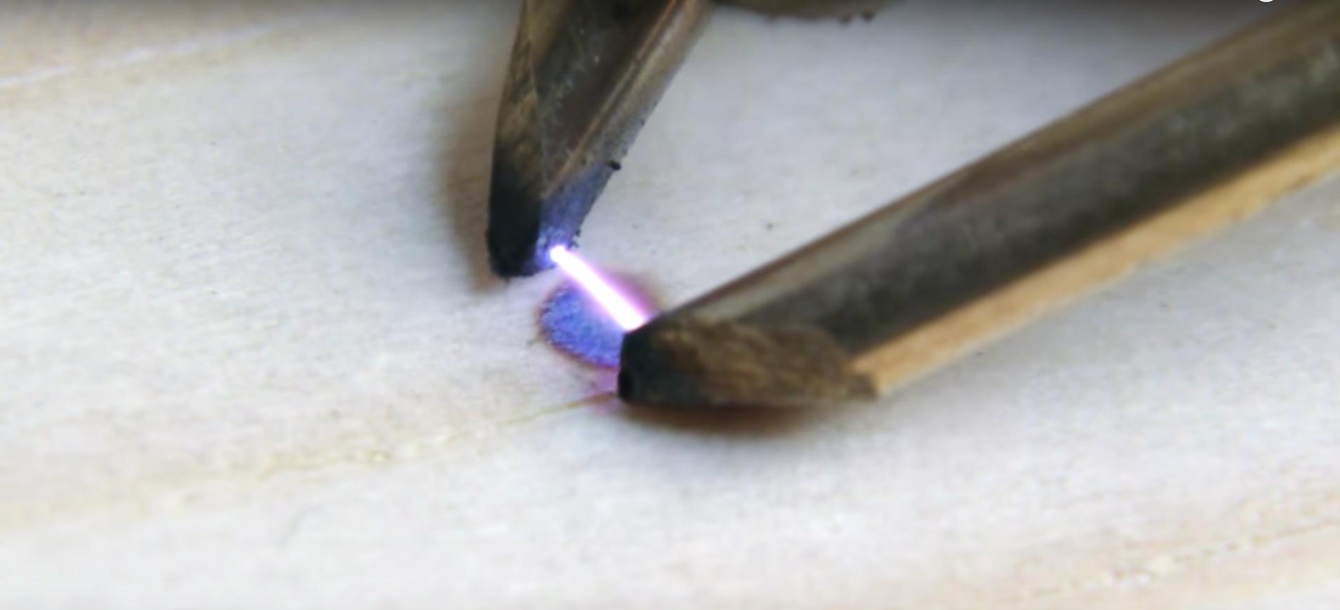 Arc Lighter Become Plasma Pyrography Pen | Hackaday