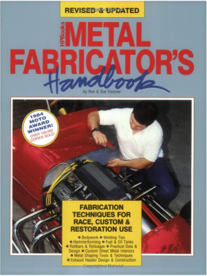 The metal fabricator's handbook will blow your mind if you've ever wondered how people made armor or hot-rods. It's hard, but technically simple.