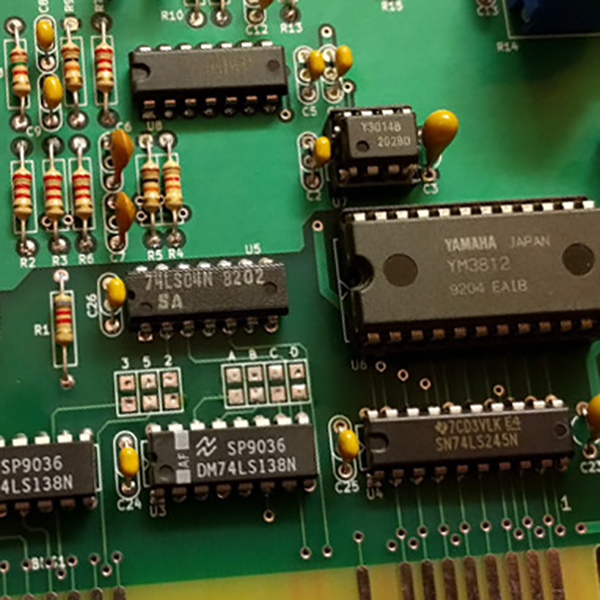 A Reproduction Vintage Sound Card | Hackaday