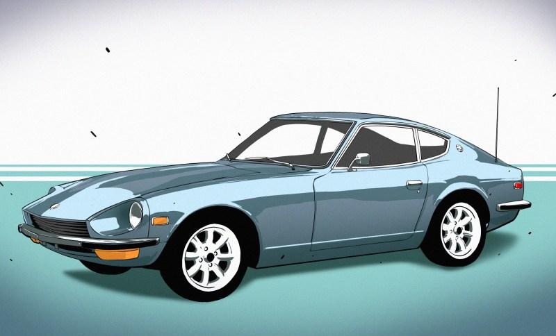 Megaing My 1983 Datsun Z   Hackaday on