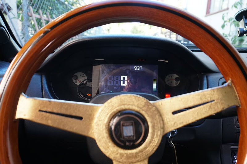 Raspberry Pi Adds A Digital Dash To Your Car | Hackaday