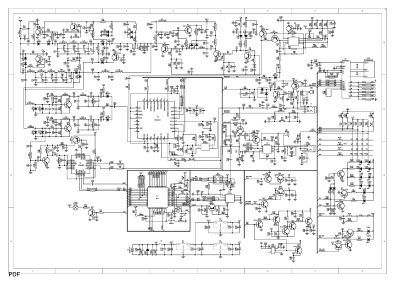 Want to learn radio design? Here's a schematic for one that passed FCC approval.