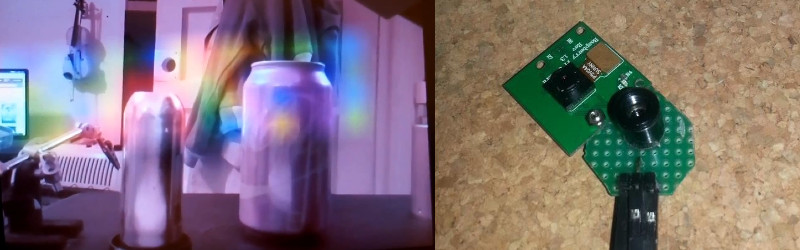 Hackaday Prize Entry: Raspberry Pi Thermal Imaging | Hackaday