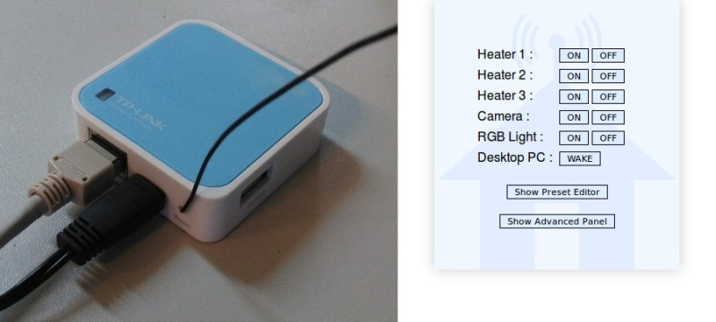 Converting A TP Link Router To Mission Control For Cheap 433MHz Home
