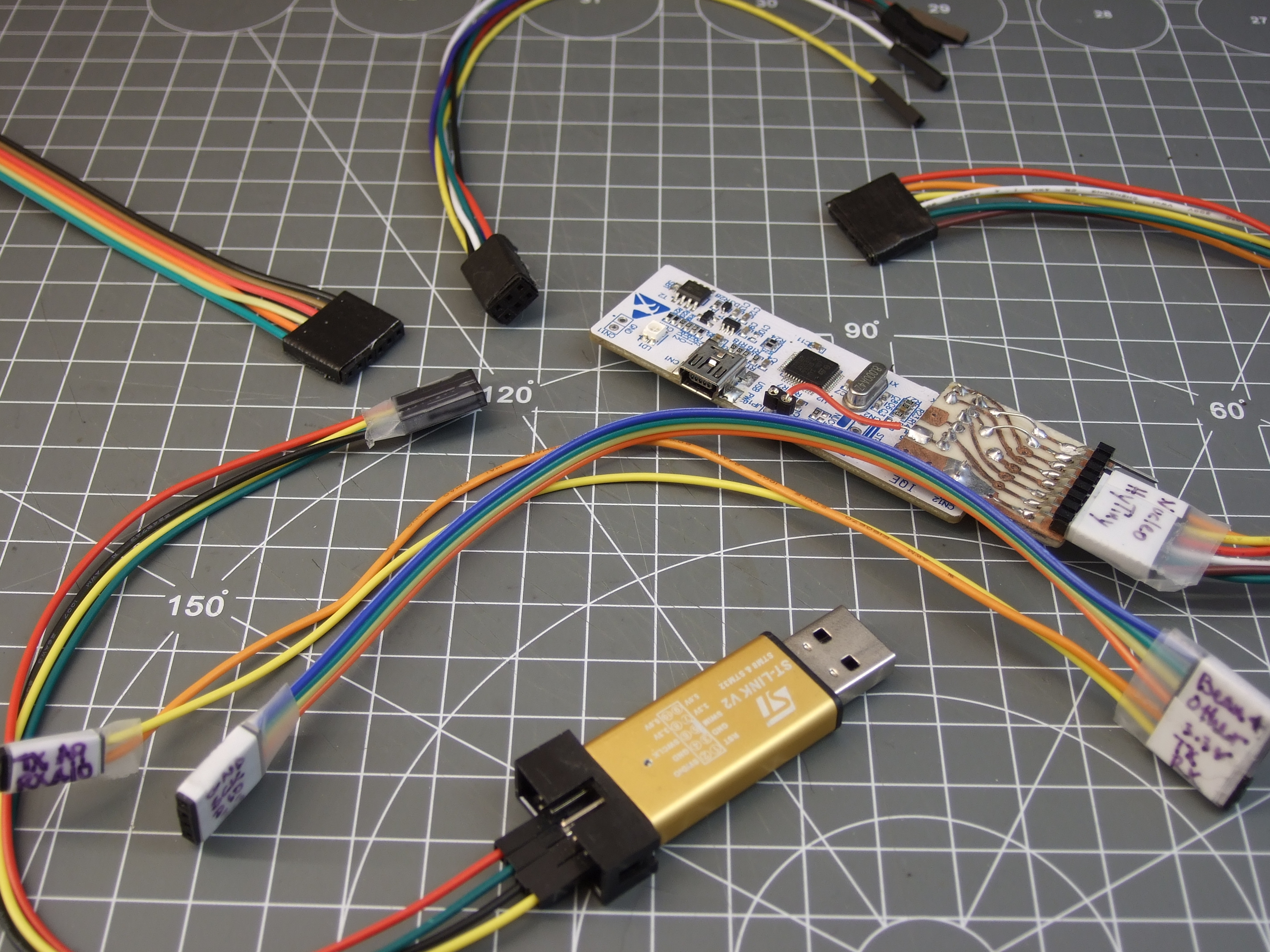 My Life In The Connector Zoo | Hackaday