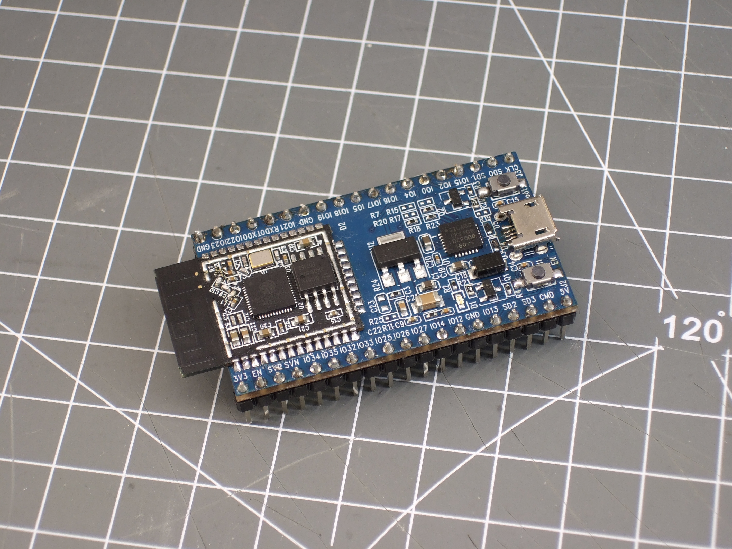 New Part Day: Espressif Announces ESP32-S2 With USB   Hackaday
