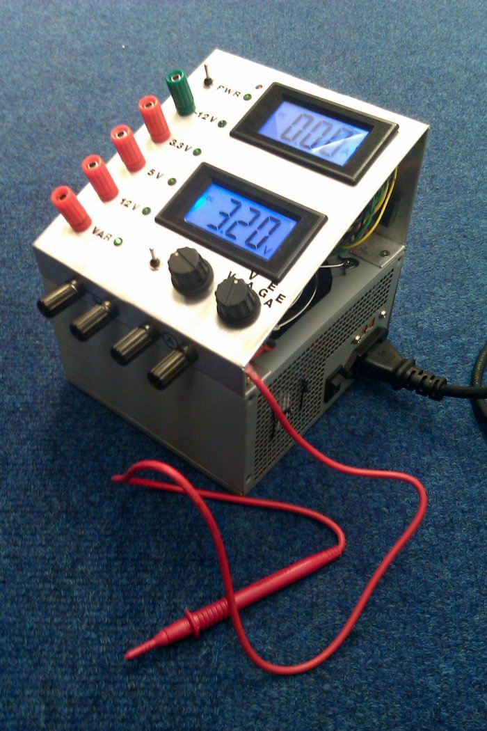 Not Quite 101 Uses For An ATX Power Supply | Hackaday