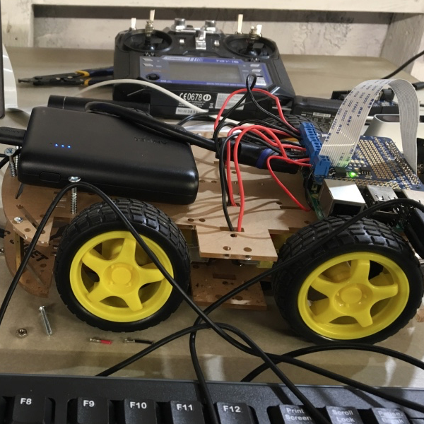 TensorFlow Robot Recognizes Objects | Hackaday