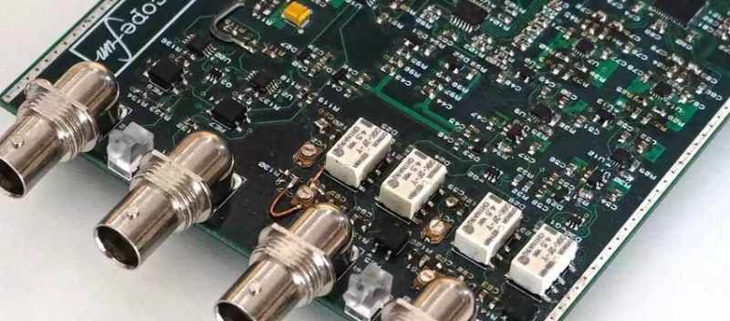 Open Design Oscilloscope Could Be (Almost) Free | Hackaday