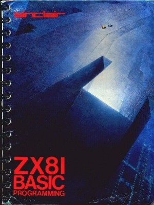 The SInclair ZX81 manual, as lovingly preserved online by World Of Spectrum.