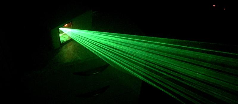 Cheap Dual Mirror Laser Projector   Hackaday