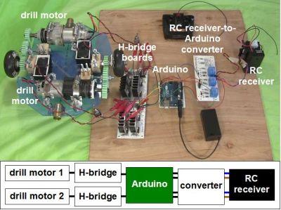 BB-8 version 2 electronics