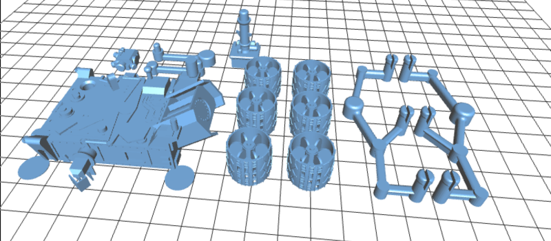 NASA Puts Its 3D Models Up On GitHub