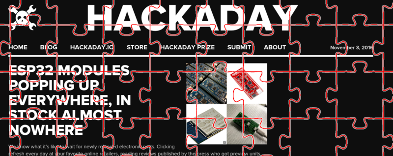 Hackit: Laser Cut Your Own Jigsaw Puzzle | Hackaday