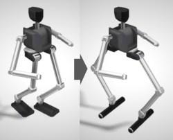 NABiRoS leg configuration
