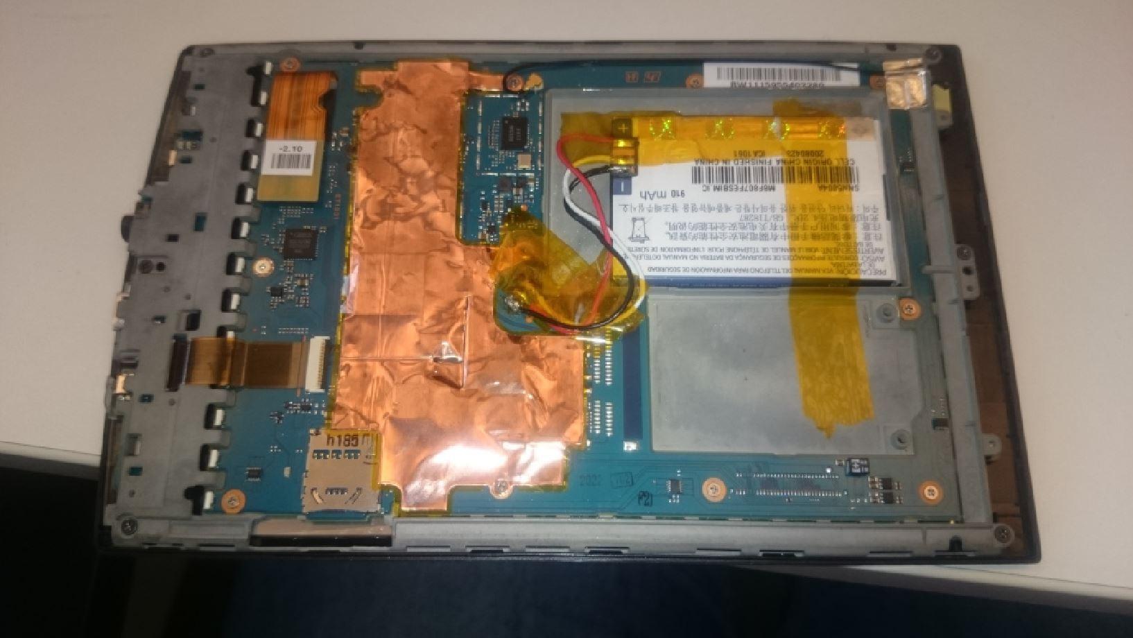 Sony Ebook Er Prs-t2 Handbuch