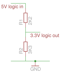 Taking It To Another Level: Making 3 3V Speak With 5V | Hackaday