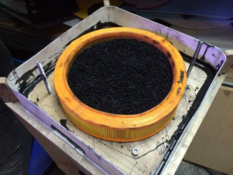 Breathe Easy With A Laser Cutter Air Filter | Hackaday