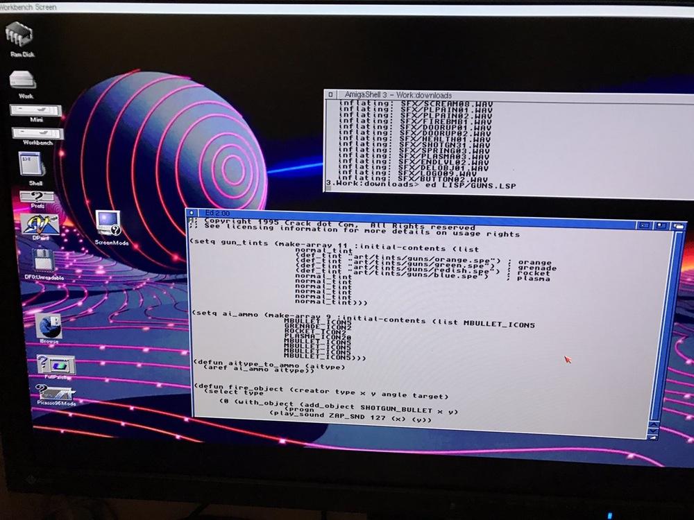 Amiga Zorro HDMI Graphics Card Hits The Market | Hackaday
