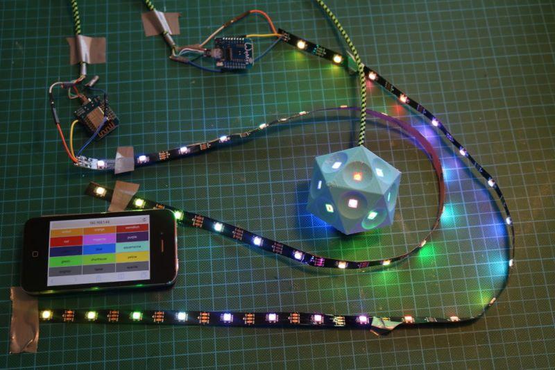 Wireless Christmas Ornaments