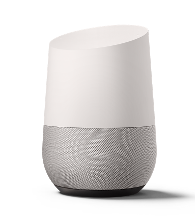 Google Home listens to everything, until it hears the magic words.