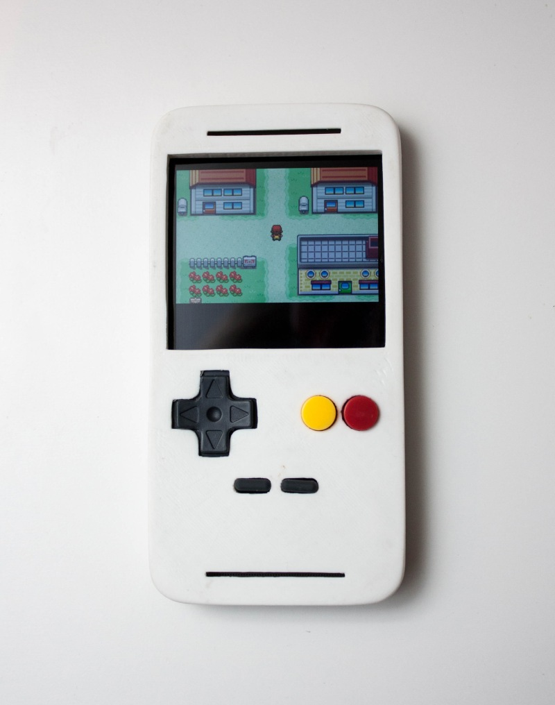 brand new ffcba 2e08a Smartphone Case For The Retro Gamer   Hackaday