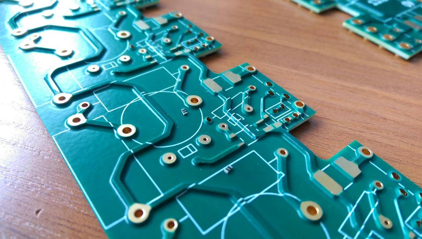 Viewing Circuit Traces Through The Top Of The Circuit Board
