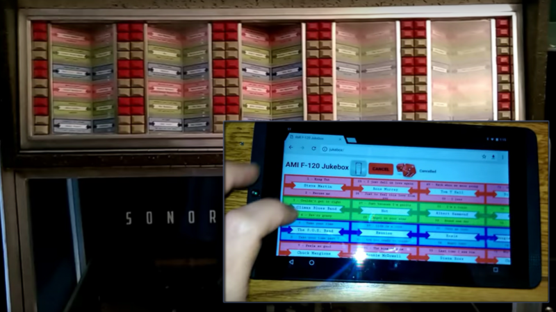 Jukebox Gets Raspberry Pi Update, But It's Not For Streaming