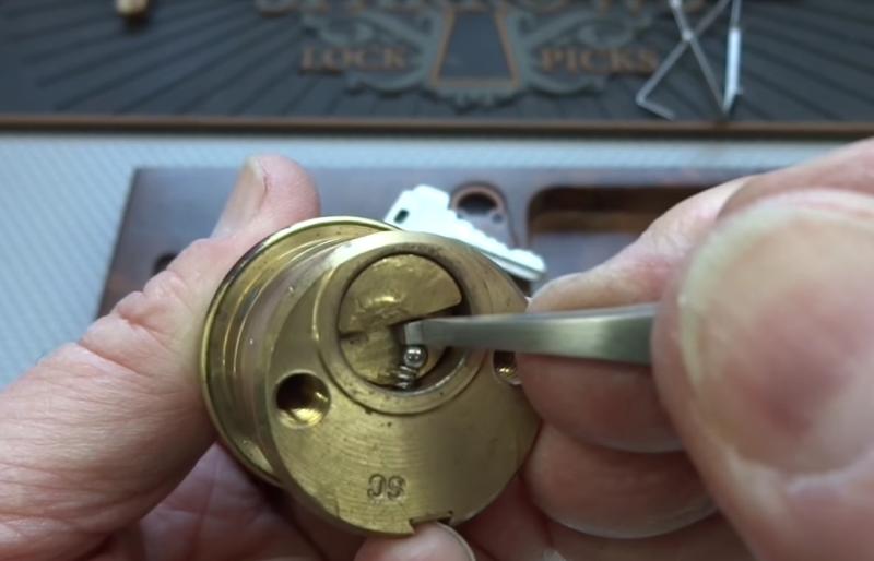 Modify Locks To Baffle Burglars | Hackaday